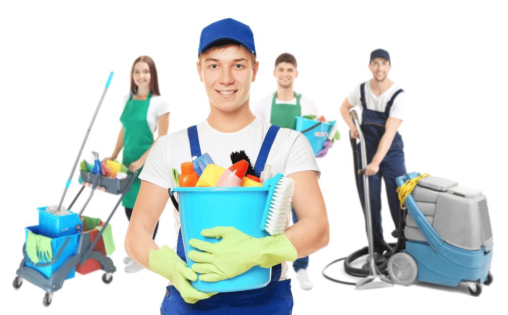 Dụng cụ dùng để vệ sinh nhà xưởng