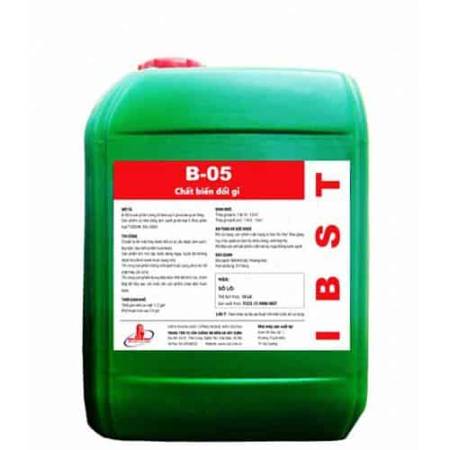 Hóa chất tẩy rửa B05