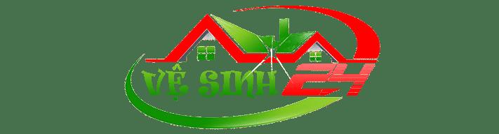 Logo chính thức vệ sinh 24h