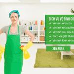 Vệ sinh công nghiệp là gì ? Dịch vụ vệ sinh nhà sạch TP.HCM