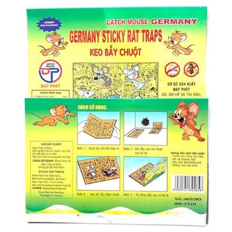 Bẫy dính chuột Catch Mouse Germany