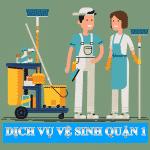 Dịch vụ vệ sinh nhà ở quận 1, Tp.HCM giá rẻ