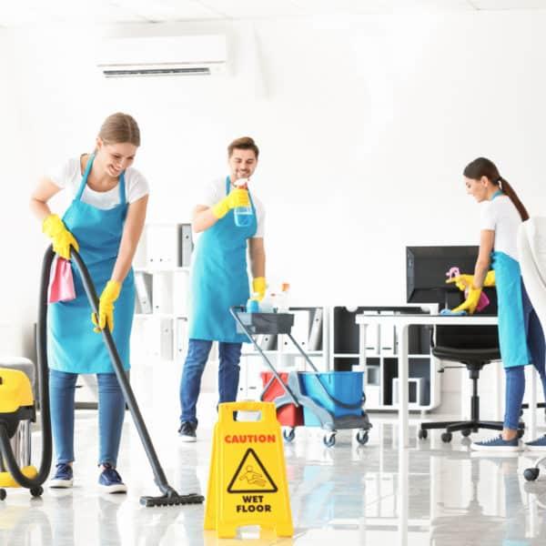 Dịch vụ vệ sinh quận 4