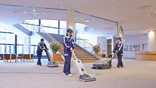Dịch vụ vệ sinh quận 5 chuyên nghiệp