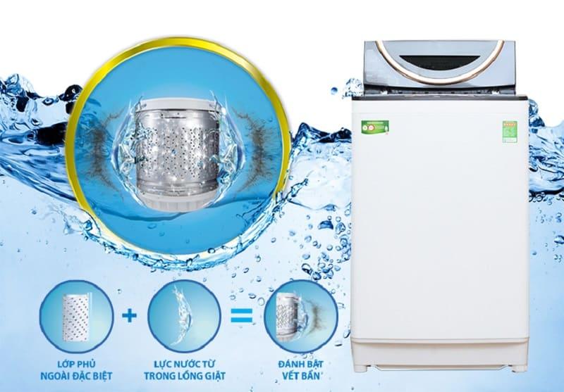 Một số lưu ý danh cho bạn khi sử dụng máy giặt và vệ sinh máy giặt
