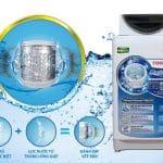 Các cách vệ sinh máy giặt – lồng máy giặt đơn giản