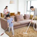 8 thói quen dọn dẹp nhà cửa sau lễ