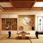 Học cách trang trí phòng khách như người Nhật