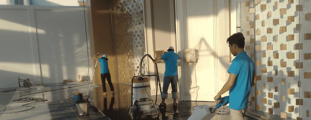 Ngành vệ sinh công nghiệp
