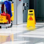 Quy trình vệ sinh công nghiệp đúng kỹ thuật