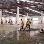 Hướng dẫn quy trình vệ sinh nhà xưởng đúng chuẩn