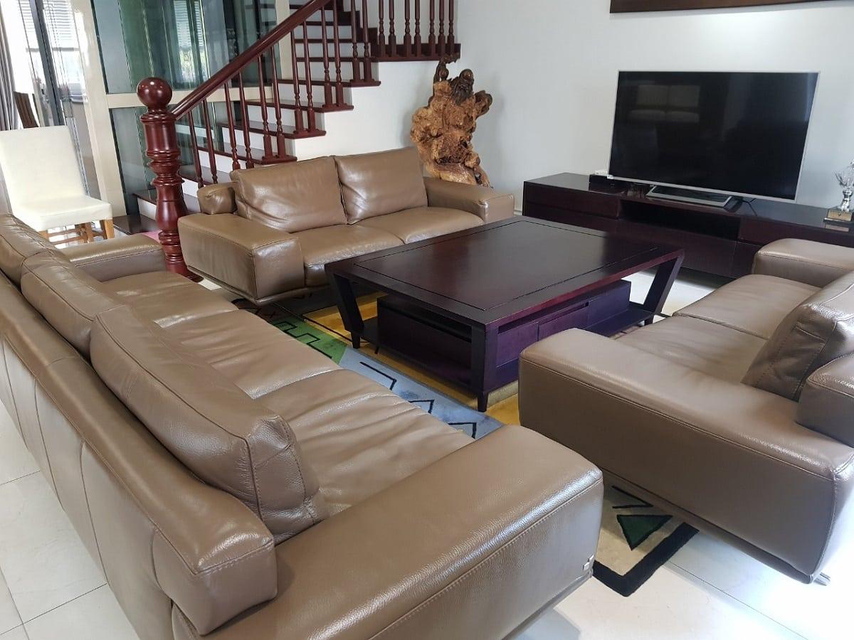 Dịch vụ giặt sofa tại nhà huyện Nhà Bè TPHCM