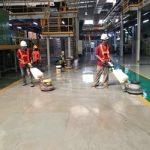 Dịch vụ vệ sinh công nghiệp Quận 12 TPHCM