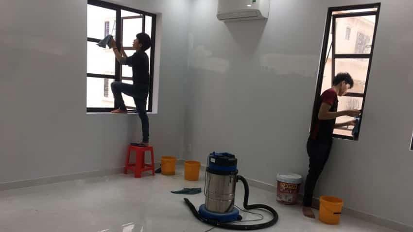 Dịch vụ vệ sinh nhà xưởng Gò Vấp