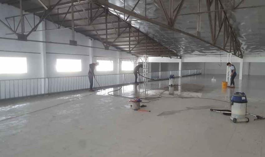 Vệ sinh nhà xưởng Bình Tân