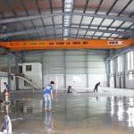 Dịch vụ vệ sinh nhà xưởng Huyện Hóc Môn